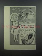 1913 Swift's Premium Ham and Bacon Ad - The Fourth
