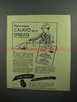 1943 Calavo Avacado Ad - Enjoy As A Spread