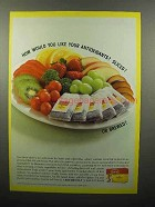 1999 Lipton Tea Ad - Antioxidants Sliced or Brewed?