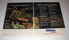 2000 2-page Merck Vioxx Ad - Plan Your Day Around Your Life