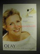 1999 Oil of Olay Provital Perfecting Moisturizer Ad