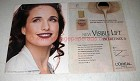 1999 L'Oreal Visible Lift Makeup Ad - Andie MacDowell