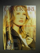 2000 Cover Girl Makeup Ad - Heartland