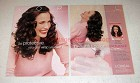 2001 L'Oreal Excellence Hair Color Ad - Andie MacDowell