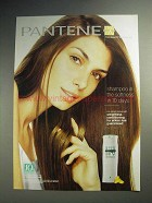 2003 Pantene Pro-V Shampoo Ad - Softness in 10 Days