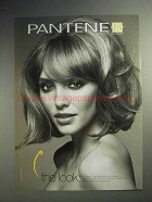 2004 Pantene Pro-V Hair Care Ad - The Look