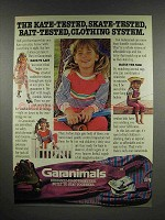1984 Garanimals Clothes Ad - Skate-Tested