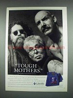 1994 Columbia Sportswear Ad - Tough Mothers