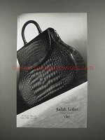 1994 Judith Leiber Handbag Fashion Ad