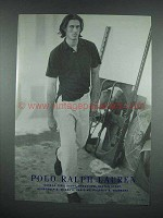 2000 Polo Ralph Lauren Fashion Ad