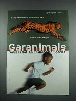 2000 Garanimals Fashion Ad - Leopard