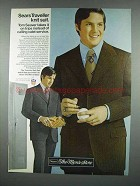 1972 Sears Traveller Knit Suit Ad - Tom Seaver