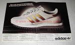 1983 Adidas Running Shoe Ad - Your Bank Balance
