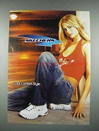 2004 Skechers Shoes Ad - Cool Comfort Style