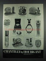 1970 Houbigant Chantilly Perfume Ad!