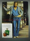 1979 Polo Cologne, Lauren Perfume Ad