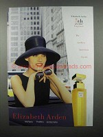 1997 Elizabeth Arden 5th Avenue Fragrance Perfume Ad