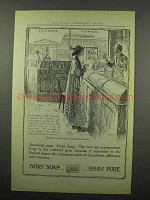 1914 Ivory Soap Ad - American Soap