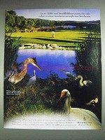 1998 Four Seasons Aviara Hotel Ad, Arnold Palmer Course