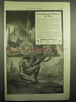 1918 Hercules Powder Ad - Providing the Sinews of War