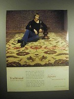 2005 Karastan Carpet Ad - Traditional