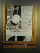 2004 Pella Window Ad - Blinds Will Never Get Dirty