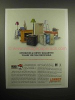 2004 Lennox Integrated Comfort System Ad