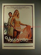 1974 Vassarette Bra Ad, Finally Comfortable Pretty Bra