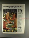 1976 Dingo Boots Ad w/ John Newcombe - Live by Love!!
