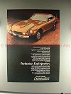 1976 Datsun 280-Z Car Ad - Perfection, Fuel Injection!!