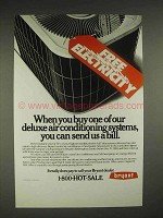 1984 Bryant Air Conditioner Ad - Can Send Us a Bill
