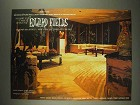 1980 Edward Fields Ebb Tide Carpet Ad