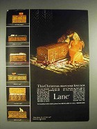 1972 Lane Sweetheart Chest Ad - Start Your Love Nest