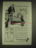 1960 Yuba Shopsmith Mark 5 Ad - Time Out from Tension