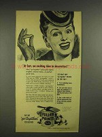 1946 Fuller Paints Ad - Exciting Idea in Decoration