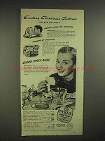 1945 Pyrex Oven Ware Ad - Flameware, Measure