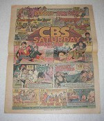 1975 CBS Saturday Cartoon Ad - Scooby-Doo, Fat Albert