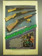 1976 Daisy BB Gun Ad - a Boy Grows Up With