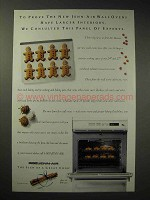 1993 Jenn-Air Wall Oven Ad - This Panel of Experts