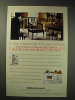 1997 Jenn-Air Range, Refrigerator Ad - Perfect Kitchen
