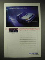 1998 Subaru Car Ad - Put It Where Sun Doesn't Shine