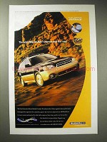 1999 Subaru Outback Ad - Didn't Improve The Road