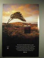2001 Jenn-Air Range Ad - Of Course it's a Downdraft