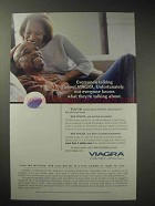 2001 Pfizer Viagra Ad - Everyone's Talking About