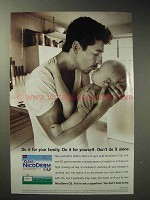 2003 NicoDerm CQ Ad - Do it For Your Family