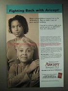 2004 Pfizer Aricept Ad - Fighting Back