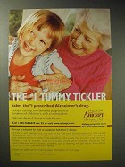 2005 Pfizer Aricept Ad - The #1 Tummy Tickler