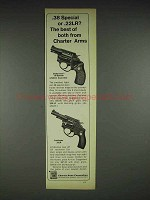 1970 Charter Arms Undercover .38 Special, Pathfinder Ad