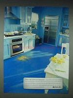 2003 Jenn-Air Wall Oven, Gas Cooktop Ad