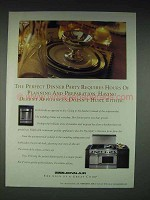 1997 Jenn-Air Pro-Style Collection Appliances Ad